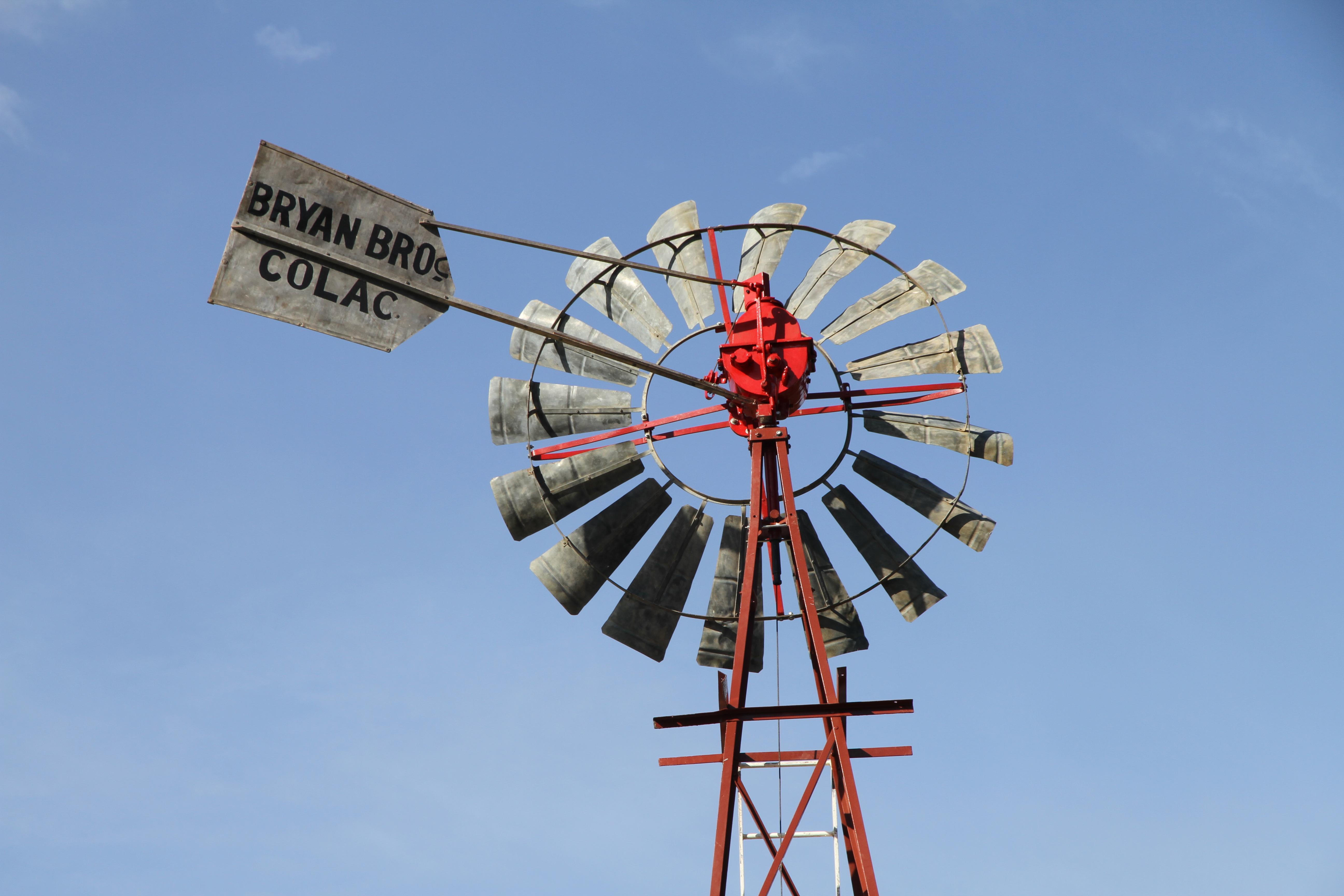 Bryan Windmill