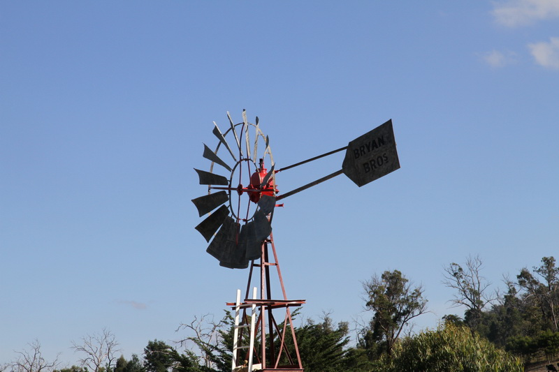 Windmill restoration