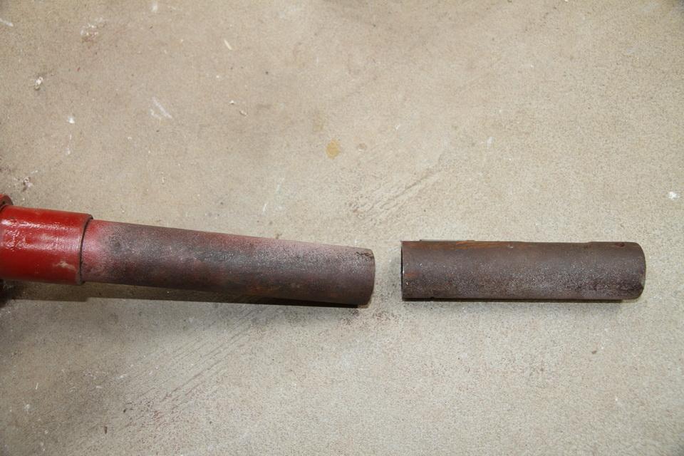 mast pipe
